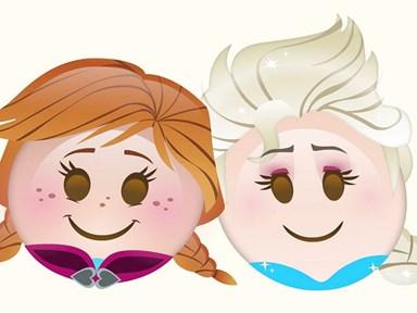 'Frozen' gets retold in emojis!