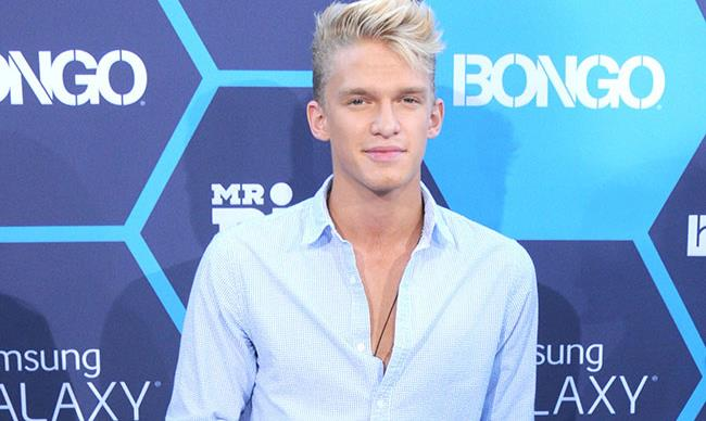 """Watch Cody Simpson's new video for """"New Problems""""…"""