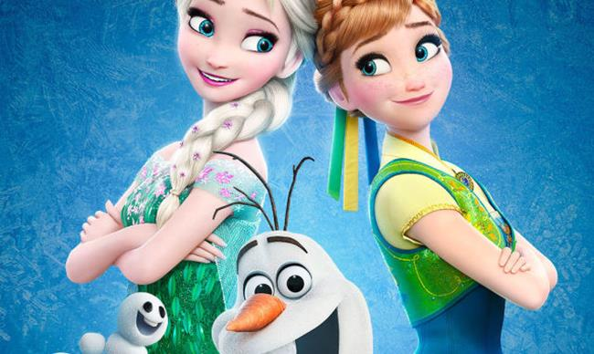 """Disney unveil new Frozen Fever song """"Making Today a Perfect Day"""""""