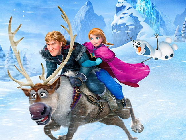 Frozen 2 has been confirmed