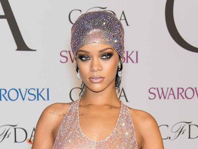 Rihanna named face of Dior