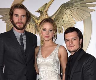J-Law, Josh Hutcherson and Liam Hemsworth to holiday together every two years