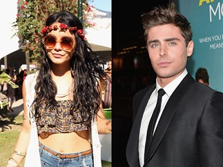 "Vanessa Hudgens says she was ""really mean"" when dating Zac Efron"