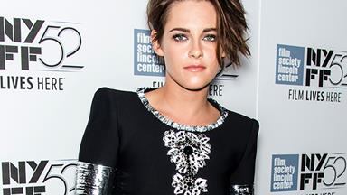 "Kristen Stewart is ""fine"" with Robert Pattinson's rumoured engagement"