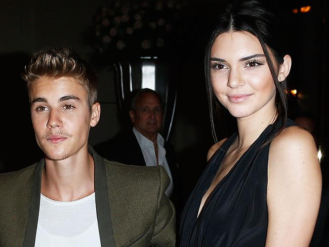 Justin Bieber's mystery girl was Kendall Jenner