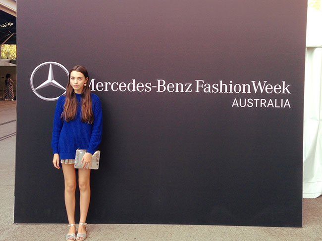 Shelby Hamilton's Fashion Week Diary