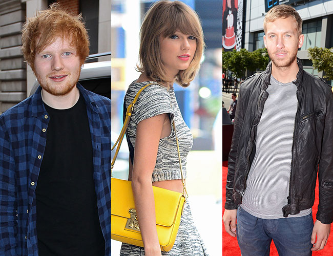 Ed Sheeran And Taylor Swift Are They Dating