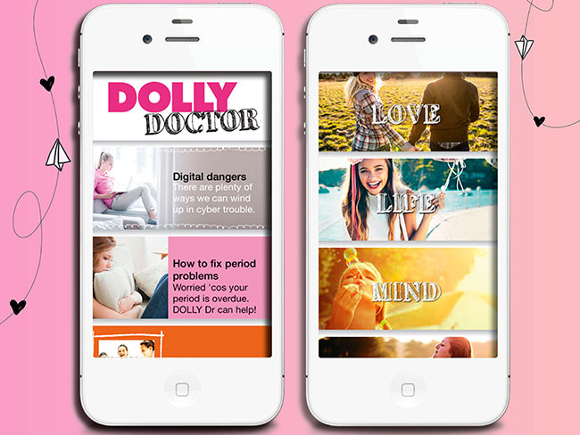 DOLLY Doctor App