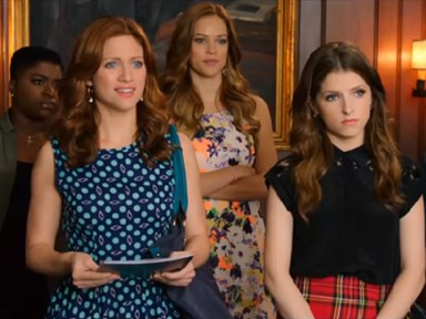 "Watch the cast of Pitch Perfect 2 recreate the ""Cups"" song"