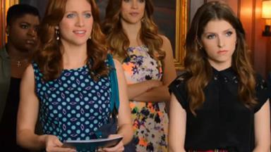 """Watch the cast of Pitch Perfect 2 recreate the """"Cups"""" song"""
