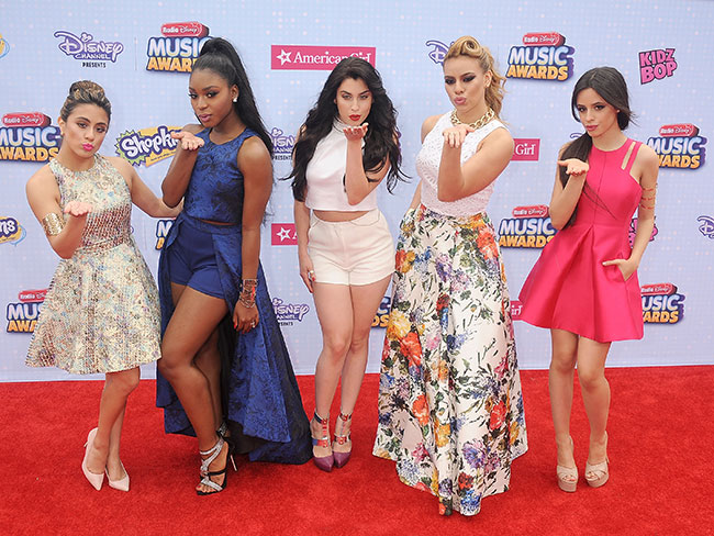 Best dressed from the 2015 Radio Disney Music Awards