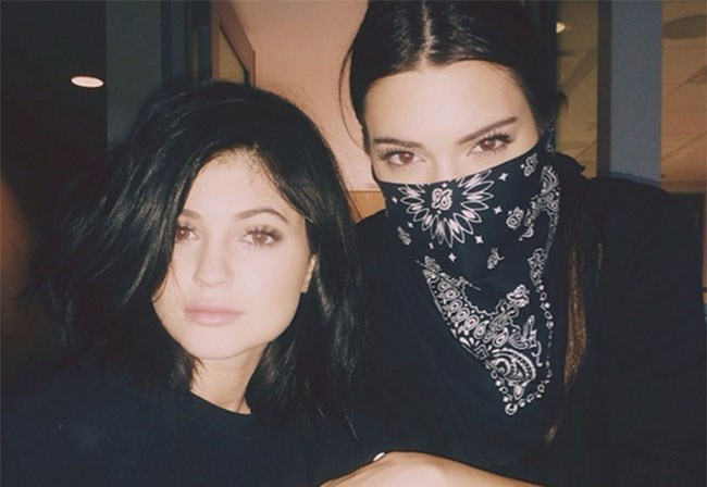 Kendall and Kylie at war?