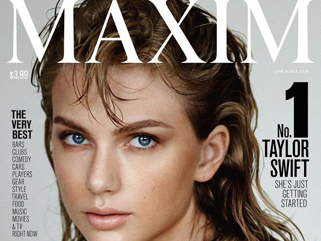 Taylor Swift has been crowned the hottest woman IN THE WORLD