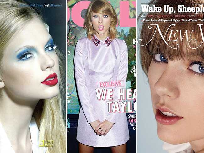 Tay Tay's best covers