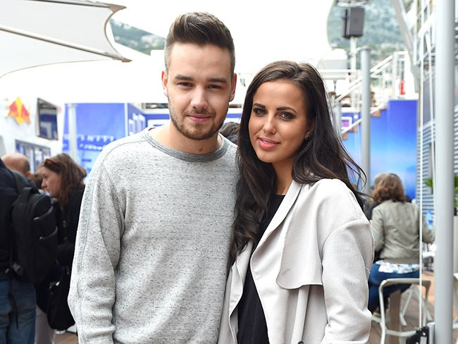 Liam Payne and Sophia Smith act totally adorable at the Grand Prix in Monaco