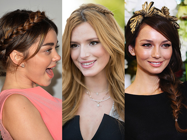 16 braided hairstyles to try for school