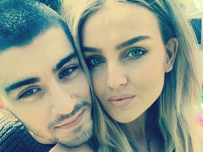 Er, is THIS what Perrie Edwards' wedding dress will look like?!