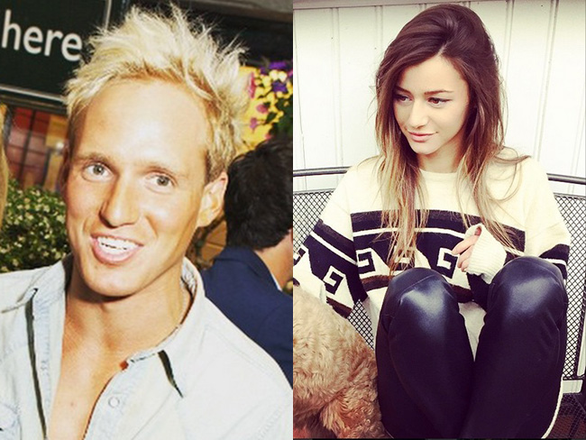 Is Louis Tomlinson 's ex Eleanor Calder dating Made In Chelsea's Jamie Laing?