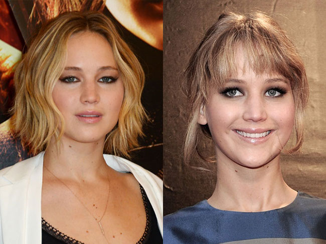 12 celebs who will make you want to try bangs