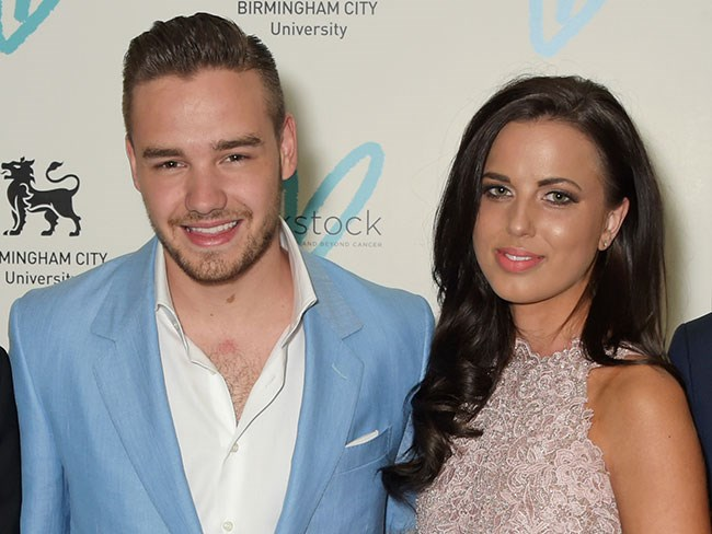 Liam Payne sings Happy Birthday to Sophia Smith
