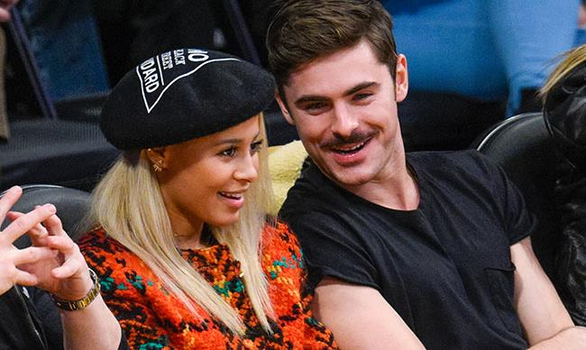 Cute snaps of Zac Efron reunited with his girlfriend Sami Miró in Hawaii
