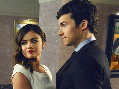 "Ezra and Aria are ""soulmates"" and might end up together after all…"