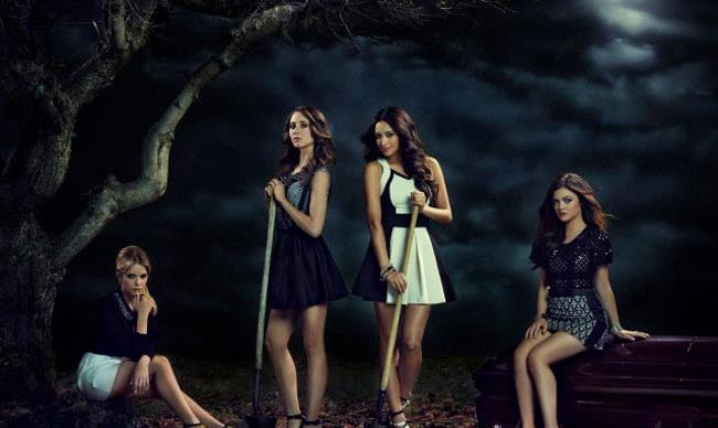 The cast of Pretty Little Liars hosted the premiere party at a children's hospital