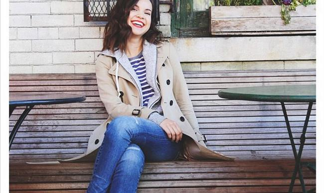 Beauty vlogger Ingrid Nilsen comes out in an inspiring video
