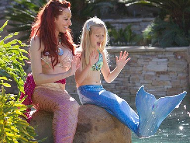 There's an actual school where you can learn how to be a mermaid