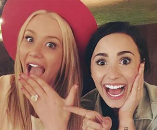 Iggy Azalea reveals Demi Lovato is to be her bridesmaid
