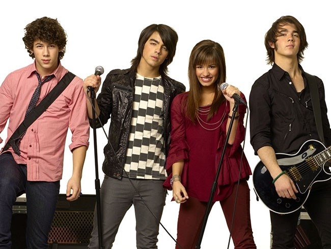 Joe Jonas and Demi Lovato post adorable tweets about Camp Rock's seven year anniversary