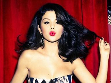 You'll never guess who Selena Gomez likes kissing…