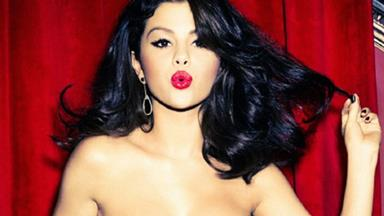 You'll never guess who Selena Gomez likes kissing…
