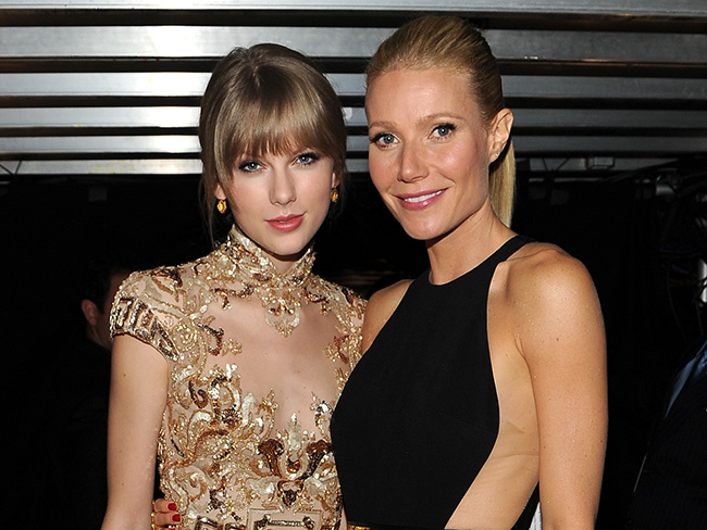 Gwyneth Paltrow is the latest celeb to be added to Taylor Swift's squad