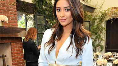 Shay Mitchell reveals how Pretty Little Liars will end