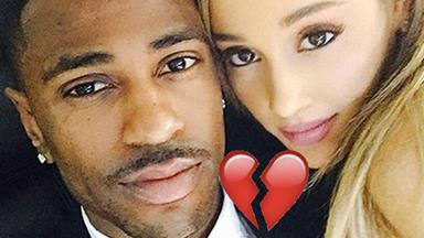 Big Sean FINALLY talks about his breakup with Ariana Grande