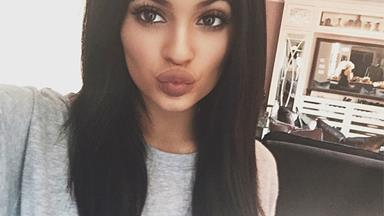 Kylie Jenner shows off photos of her crib