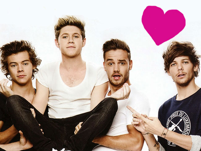 There's a scientific reason why we love boybands so freaking much