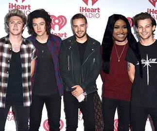 Nicki Minaj to work with One Direction?!