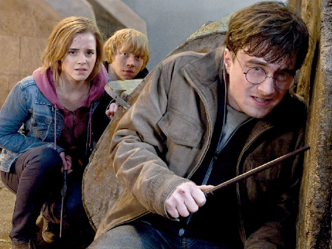 What you learn about this Harry Potter scene will blow your mind