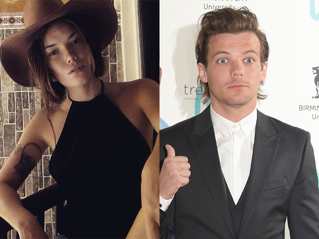 "Louis Tomlinson and Tamara Bell have ""upgraded"" their friendship"