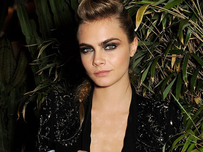 Is Cara done with the catwalk?!