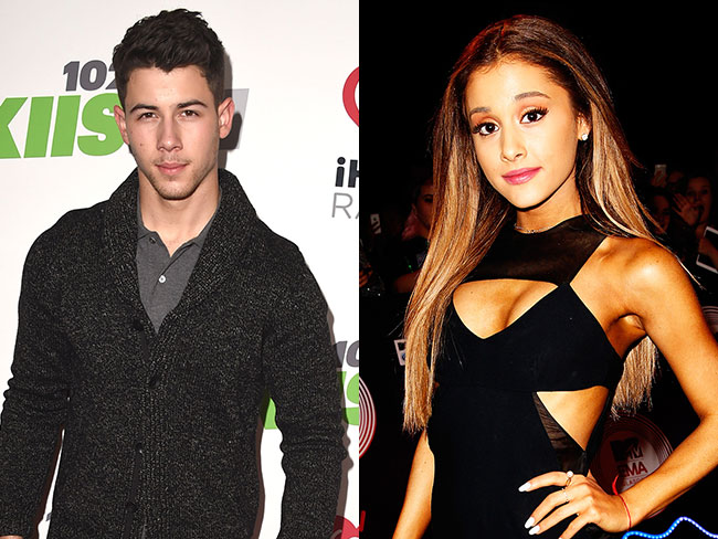 Nick Jonas and Ariana Grande have kept a secret collab from us for years