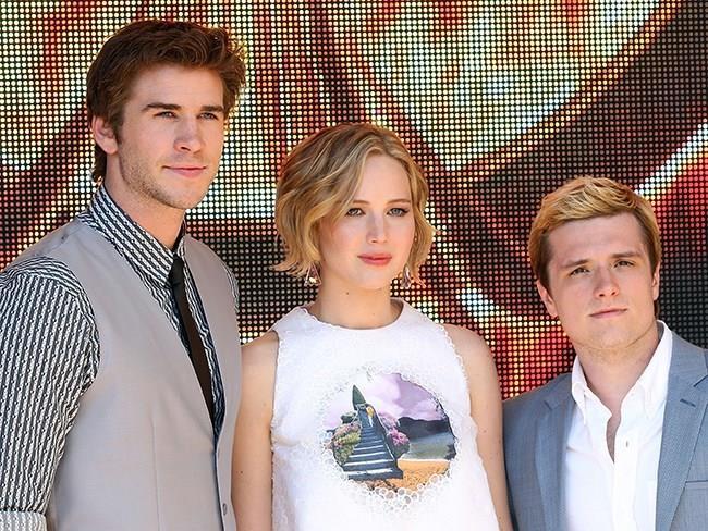 Josh Hutcherson discusses a 'Hunger Games' reunion