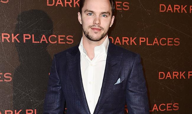 Nicholas Hoult dancing at a Taylor Swift concert is GOLD