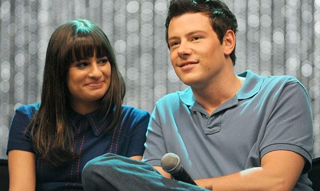 Lea Michele posts a touching tribute to Cory Monteith
