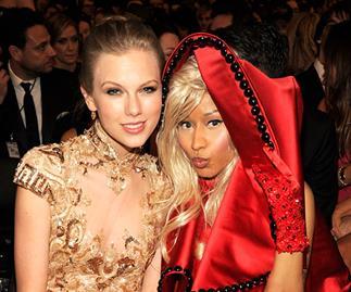Taylor Swift and Nicki Minaj's Twitter spat gets heated
