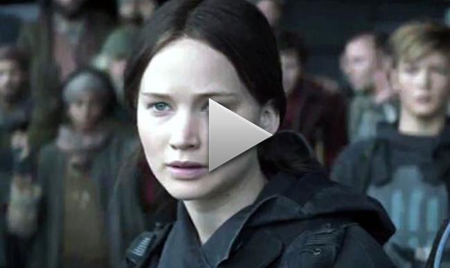 The Hunger Games: Mockingjay Part 2 trailer has landed