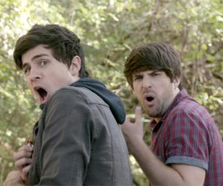 Getting the goss from Smosh