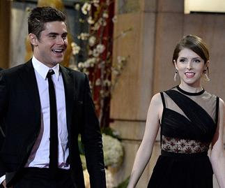 Zac Efron and Anna Kendrick have been creeping on each other